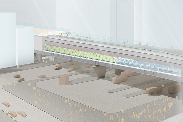 「銀座線渋谷駅」が2020年1月3日から新駅舎に!他路線との乗り換え動線を案内 1番目の画像