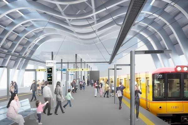 「銀座線渋谷駅」が2020年1月3日から新駅舎に!他路線との乗り換え動線を案内 3番目の画像