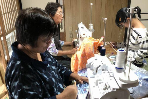 高齢化が進む沖永良部島で現地女性の雇用を広げる取り組み始まる 2番目の画像