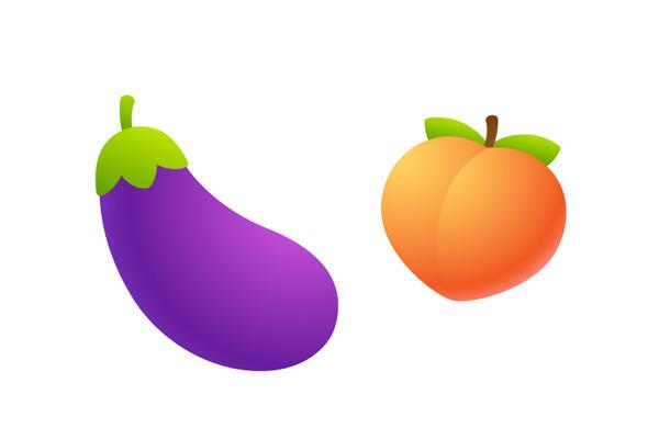 性的ニュアンスで「ナス」「桃」等の絵文字を使用禁止に。FacebookとInstagram 1番目の画像