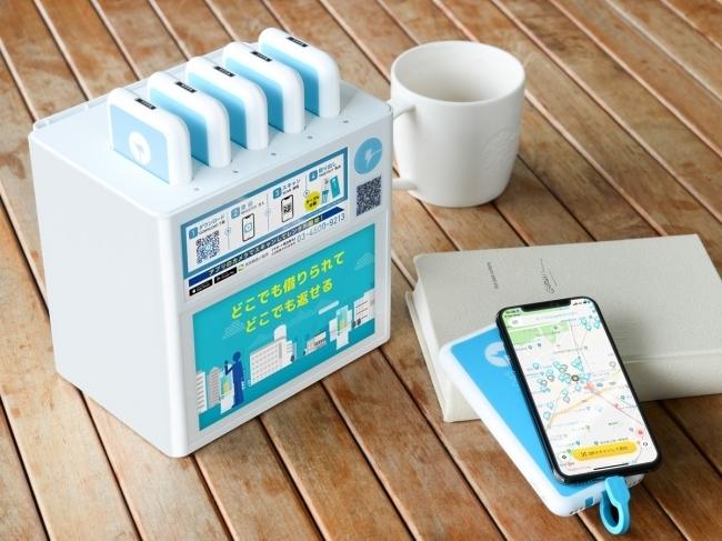 INFORICHと日本交通、タクシー内でのスマホ充電器レンタルサービス実証実験を開始 1番目の画像