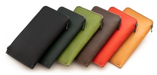 薄さを極めた長財布HITOE 長財布2 L-zip「Business」が11月8日に販売開始 3番目の画像