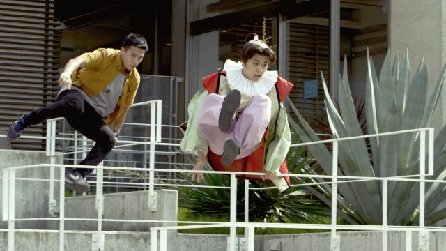 熊本県上天草市、パルクール世界大会優勝者が天草四郎に扮して市内を駆け回る斬新PR動画を公開 1番目の画像