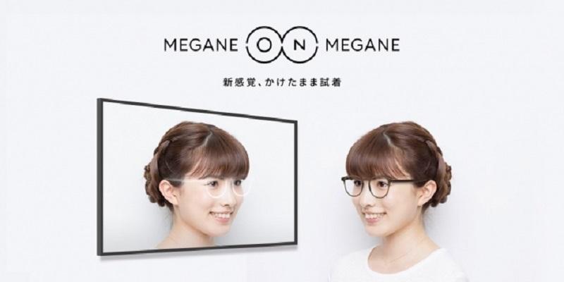 今のメガネをかけたまま新しいメガネを試着できる!JINS渋谷パルコ店にAI画像生成による試着システムが登場 1番目の画像