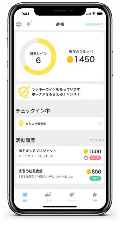 ボランティア→地域コイン→フードロスのパンと交換!鎌倉でコミュニティ通貨「まちのコイン」の実験中 2番目の画像