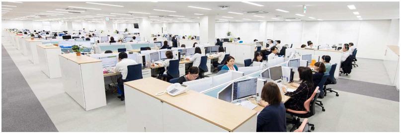 ブックカフェや保育園も!働きやすいコールセンターに栃木県鹿沼市のTKC子会社が選出 1番目の画像