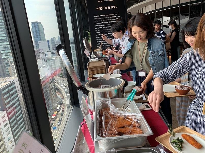 【取材】給食式社食「みんなの食堂」とは?サービス内容をリニューアル、「よりレストラン品質に近づけたい」 4番目の画像