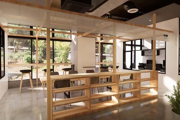 みらい創造機構、恵比寿の新オフィスにコワーキングスペース「MIRAI KOUBOU」を来春オープンへ 1番目の画像
