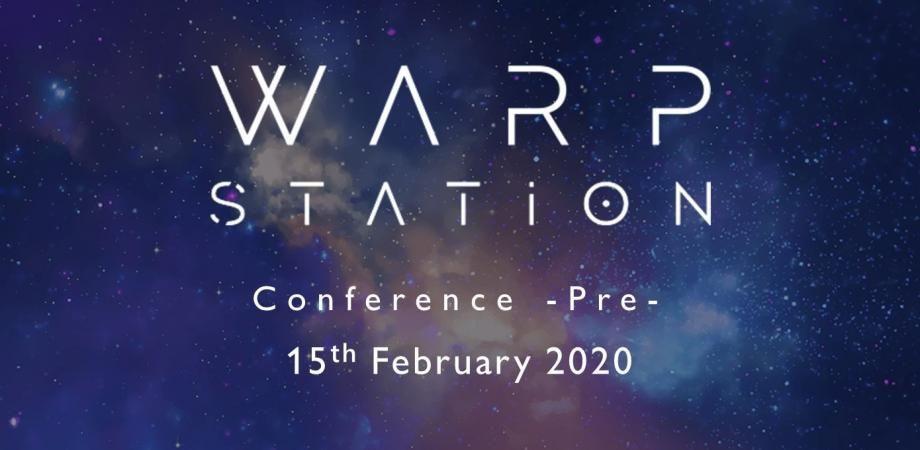 筑波大発・宇宙スタートアップが「WARP STATION Conference-Pre-」を開催 1番目の画像