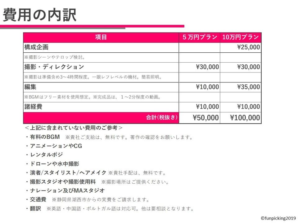 【5万円から】小規模企業のためのリーズナブルな動画制作定額プランが登場、静岡のPR会社 2番目の画像