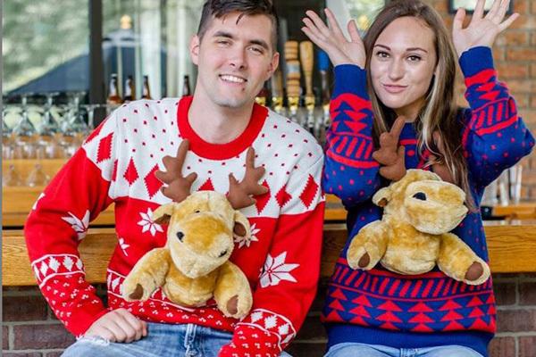 米国でブーム!「ダサいクリスマス用セーター」を売る米ブランド「UglyChristmasSweater.com」が話題に 1番目の画像