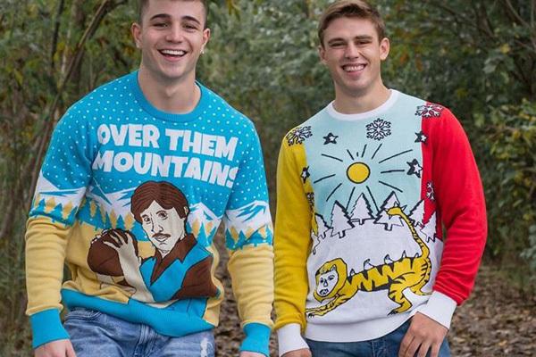 米国でブーム!「ダサいクリスマス用セーター」を売る米ブランド「UglyChristmasSweater.com」が話題に 3番目の画像