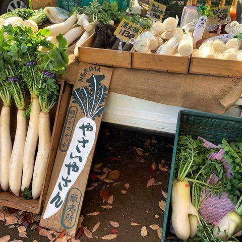 練馬で350年続く農場が食べられるインクを活用した「脱プラスチック野菜直売所」実証実験を開始 2番目の画像