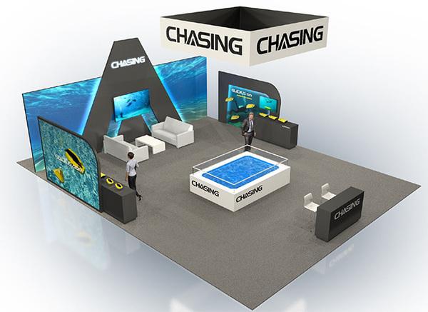 水中ドローンのCHASING社、世界最大級の民生技術の展示会「CES2020」に出展 日本人スタッフも配置 5番目の画像