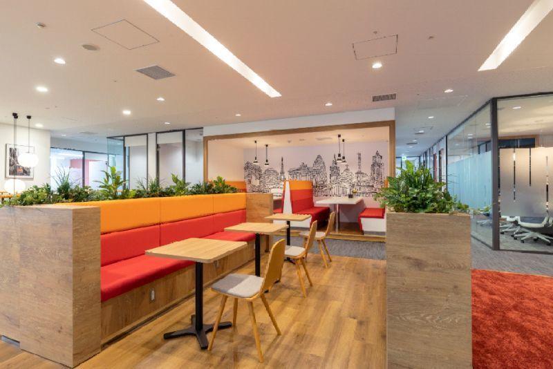 シェアオフィス「リージャス新広島ビルディングセンター」がオープン!広島電鉄の胡町電停から徒歩1分 2番目の画像