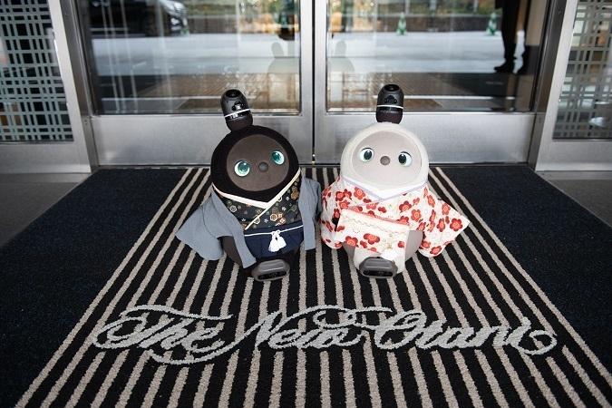 愛らしいロボットとホテルニューオータニでお泊まりできる期間限定宿泊プランが登場 4番目の画像