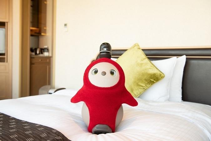 愛らしいロボットとホテルニューオータニでお泊まりできる期間限定宿泊プランが登場 1番目の画像