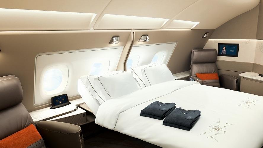 シンガポール航空が成田-シンガポール路線に新客室仕様のA380-800Rを投入 ビジネスの利便性を重視 2番目の画像