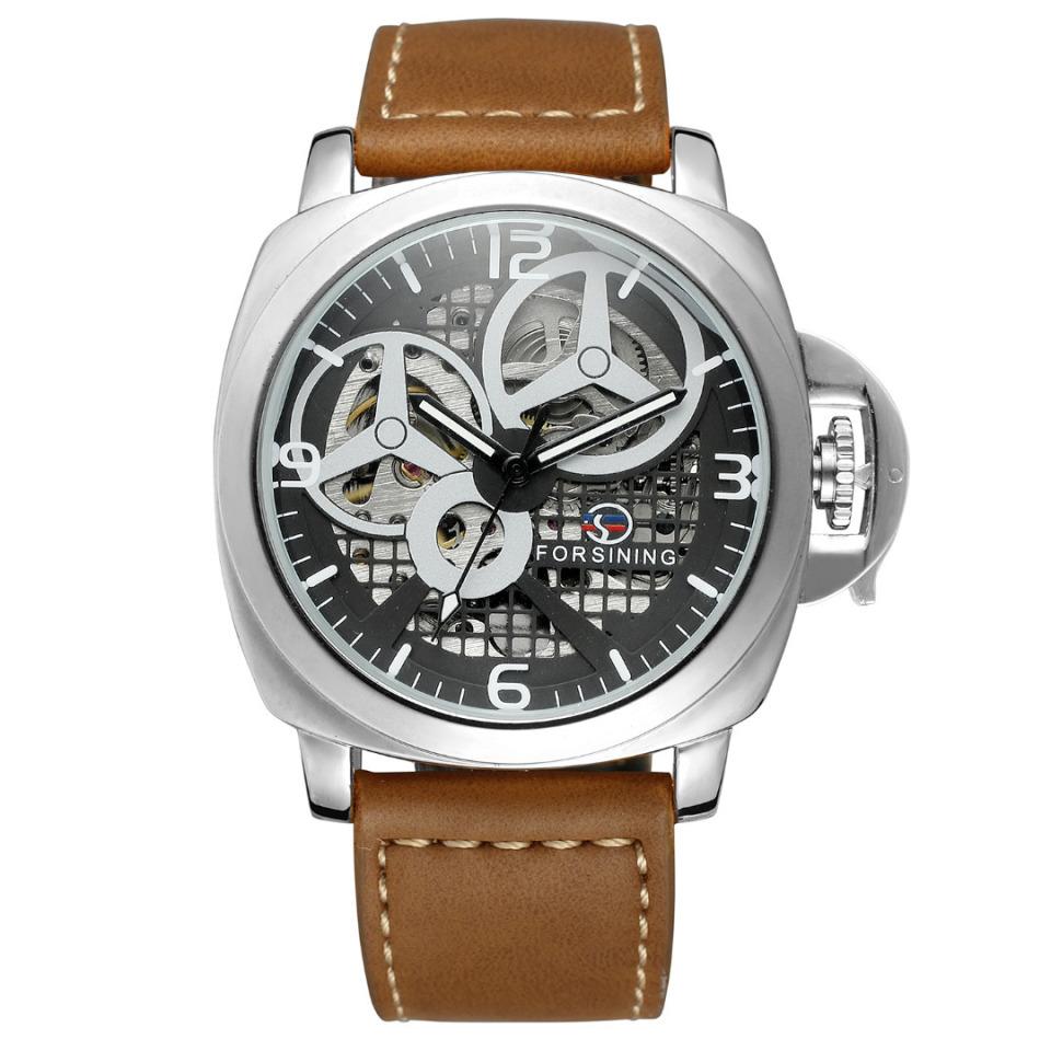 スマホに慣れた若者に機械式時計の魅力を。プリンチペプリヴェの入門編シリーズ「PW8132」が発売 1番目の画像