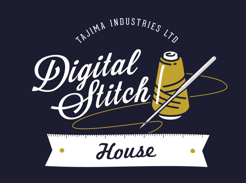 名古屋のタジマ工業、デジタル刺繍ミシン無料体験イベントを開催 企業ロゴなど想定、予約受付中 1番目の画像
