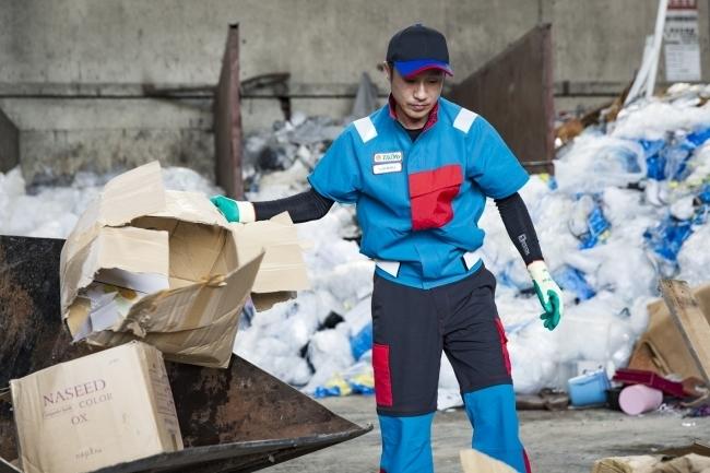 広島の廃棄物収集会社タイヨーが制服をスタイリッシュなデザインに刷新。リバースプロジェクトがプロデュース 1番目の画像