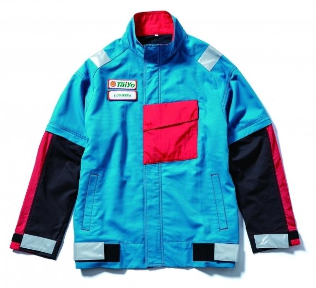 広島の廃棄物収集会社タイヨーが制服をスタイリッシュなデザインに刷新。リバースプロジェクトがプロデュース 2番目の画像