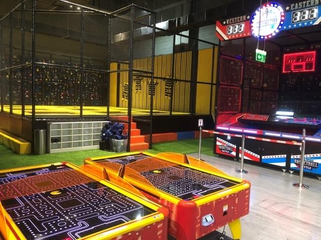 バンダイナムコ、インド2店目のアミューズメント施設を開業 800坪以上の大型店、同国初のデジタルスポーツアクティビティを常設 6番目の画像