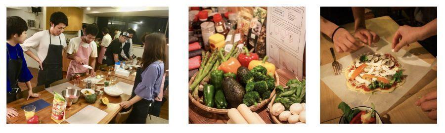 【企業研修】一緒に料理でチームの結束力アップ!「チームビルディング・クッキング」プランが登場 1番目の画像