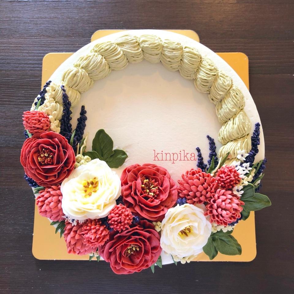 長野のオーダーケーキ専門店が生んだ純白フラワーケーキが話題 製作者が大切にする想いとは 3番目の画像