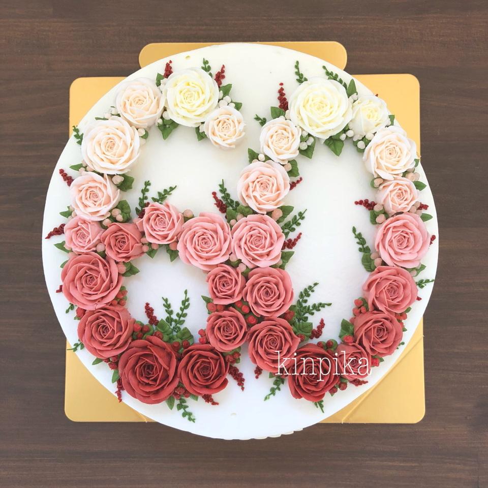 長野のオーダーケーキ専門店が生んだ純白フラワーケーキが話題 製作者が大切にする想いとは 7番目の画像