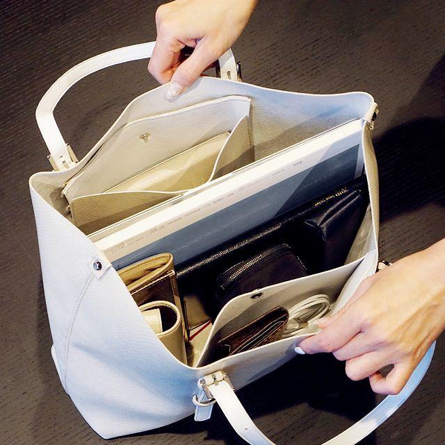 ビジネスからプライベートまで幅広く使える「軽量トートバッグ」が登場 3番目の画像