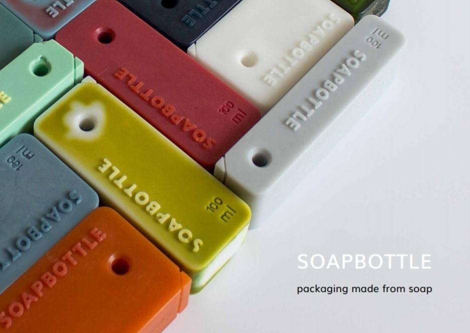 インタビュー/ドイツ発、石鹸のソープボトル!開発者「数年以内に市場に出したい」 1番目の画像