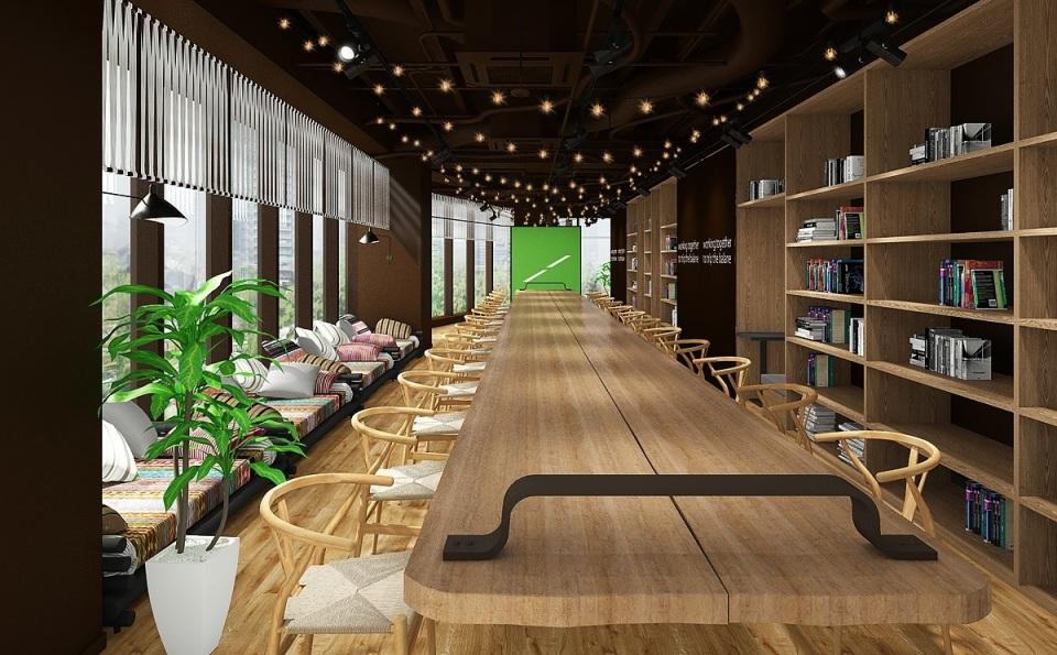 東京・竹芝に大規模シェアオフィスが今春OPEN!シナネンHD旧本社を改装 2番目の画像