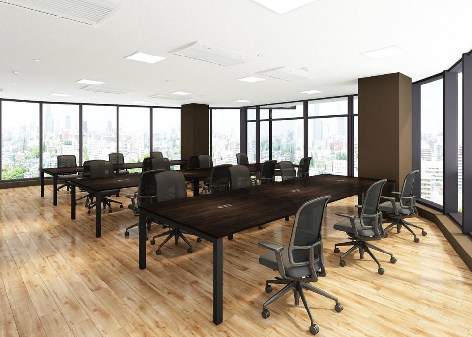 東京・竹芝に大規模シェアオフィスが今春OPEN!シナネンHD旧本社を改装 4番目の画像