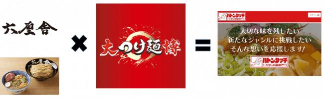 ラーメン店の事業承継マッチングサイト「バトンタッチ」が登場 六厘舎・大つけ麺博の運営会社が協力 1番目の画像