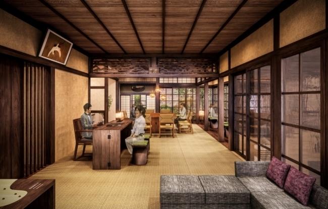 築140年の武家屋敷を改修した温泉旅館がオープンへ!宮崎・飫肥城下町に 5番目の画像