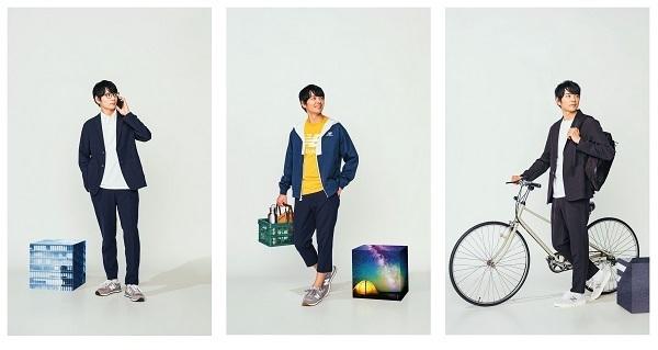 ニューバランスが「働く大人のデイリーウエア」コレクションを限定発売 オン・オフ問わず使えるデザイン 2番目の画像