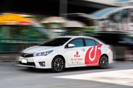 カンボジアで自動車ラッピング広告事業がスタート 2番目の画像