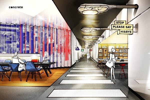 品川プリンスホテルに「宿泊者以外も利用できるコワーキングスペース」がオープン 1番目の画像