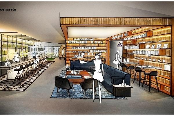 品川プリンスホテルに「宿泊者以外も利用できるコワーキングスペース」がオープン 2番目の画像