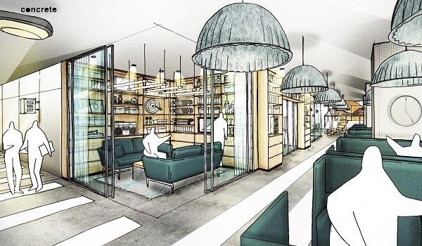 品川プリンスホテルに「宿泊者以外も利用できるコワーキングスペース」がオープン 3番目の画像