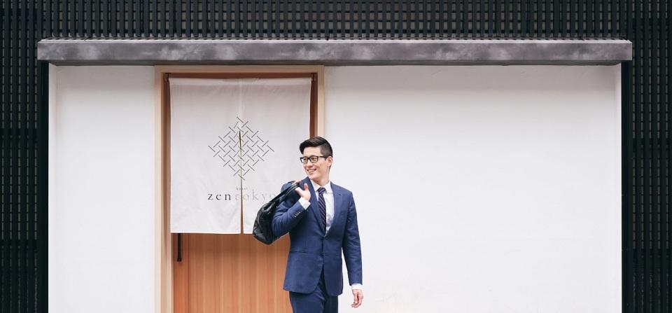 コンセプトは泊まれる茶室 「hotel zen tokyo」が法人プランをスタート 1番目の画像