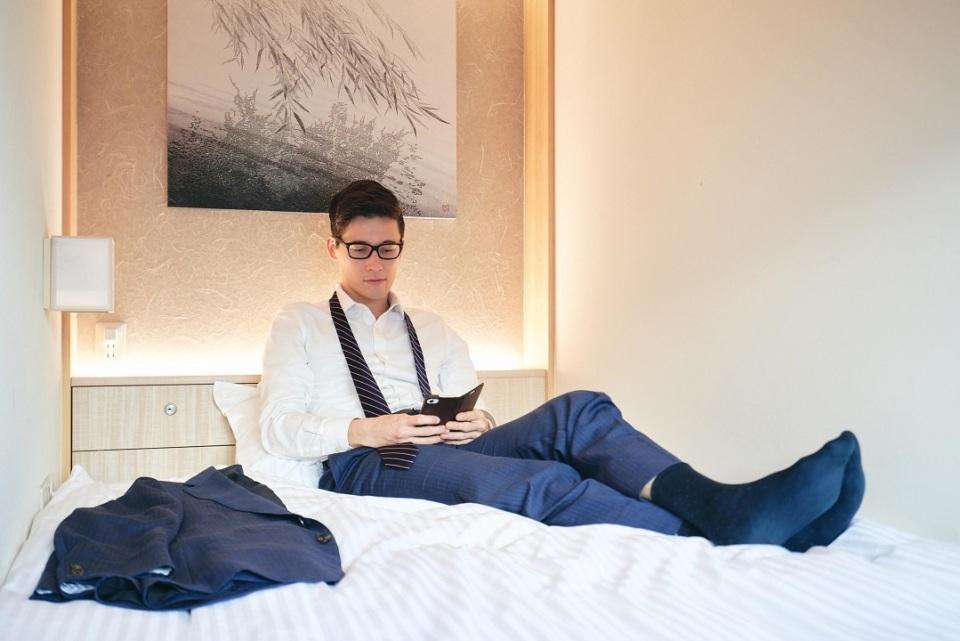 コンセプトは泊まれる茶室 「hotel zen tokyo」が法人プランをスタート 3番目の画像
