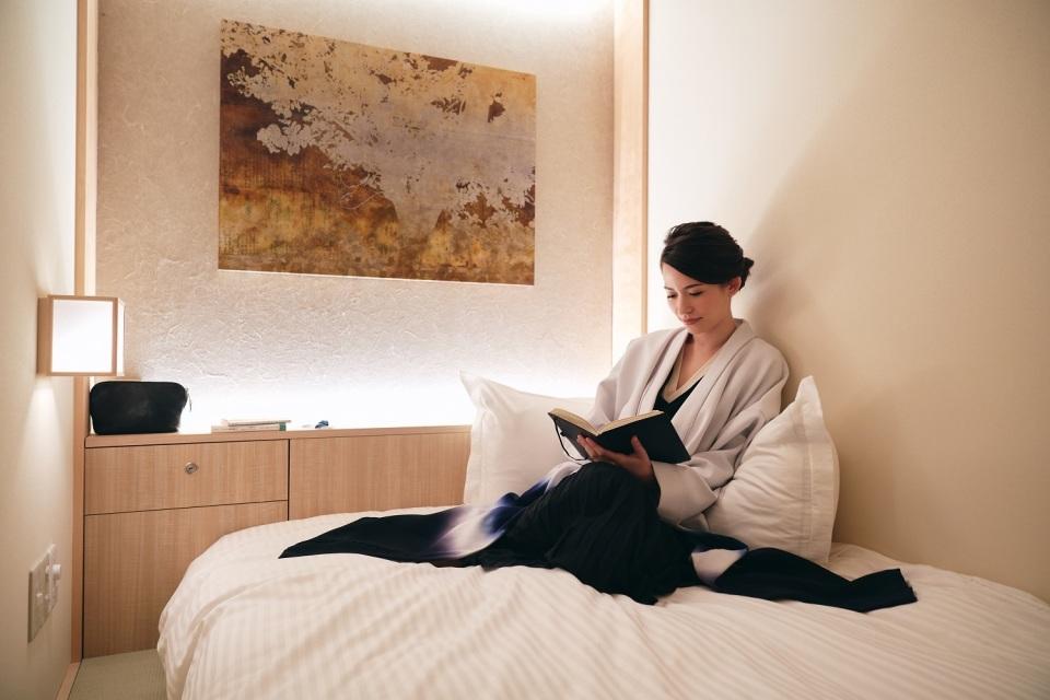 コンセプトは泊まれる茶室 「hotel zen tokyo」が法人プランをスタート 4番目の画像