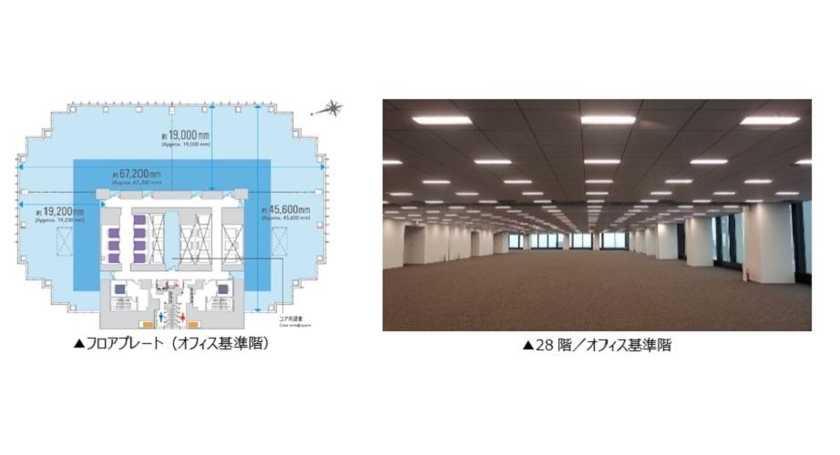 四谷駅前に大規模ランドマーク「CO・MO・RE YOTSUYA(コモレ四谷)」が竣工 4番目の画像