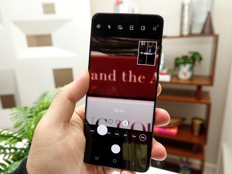 5Gを生かすサムスン「Galaxy S20」シリーズ&縦折りスマホ「Galaxy Z Flip」の強みとは【石野純也のモバイル活用術】 6番目の画像