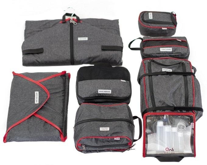 出張の手荷物が1つにまとまるスーツケースVenture Rolling Packが発売! 6番目の画像