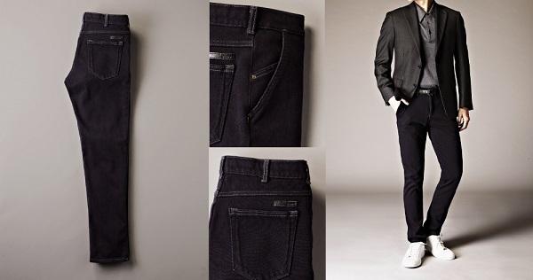 エドウイン、使えるビジネスデニム「デニスラ」を発売!ジャケットに合うスッキリしたシルエット 4番目の画像