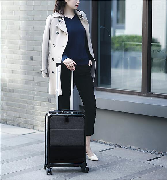 取り外せるPCケース付きスマートスーツケース「Benga H1 Hybrid」クラウドファンディング開始 9番目の画像