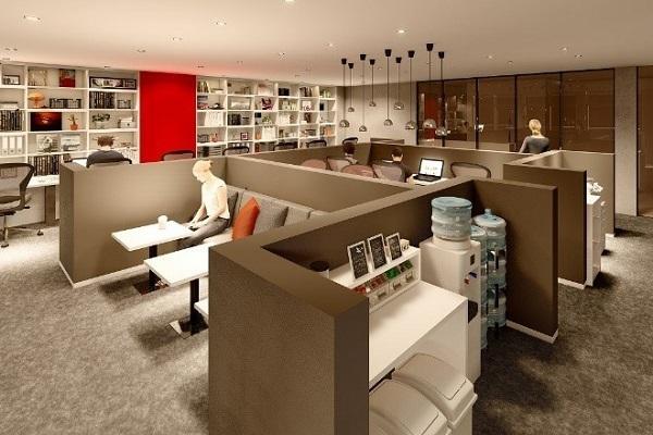 大阪に大型シェアハウス「BIZcircle×BIZcomfort大阪東梅田」が開業、24時間365日利用可 1番目の画像